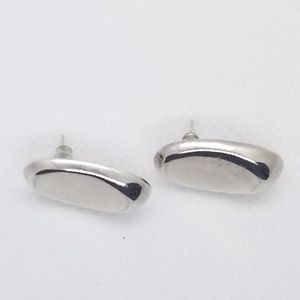Sterling Silver 925 Vintage Earrings
